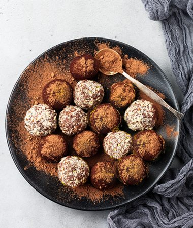 Keto Chocolate Truffles – Paleo / Sugar Free / Low Carb