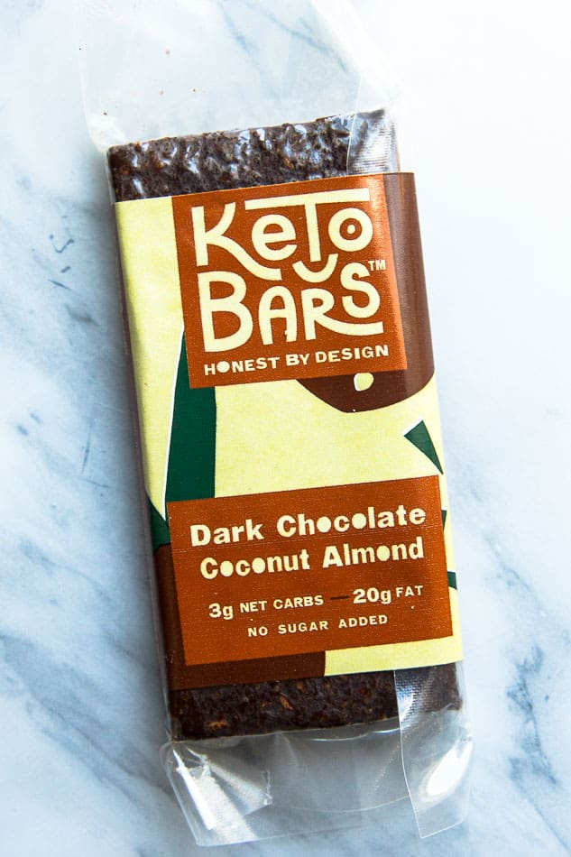 Best Protein Bars on Keto - Low Carb Snack Review & The Top List