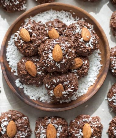 No Bake Cookies – Keto / Low Carb / Paleo