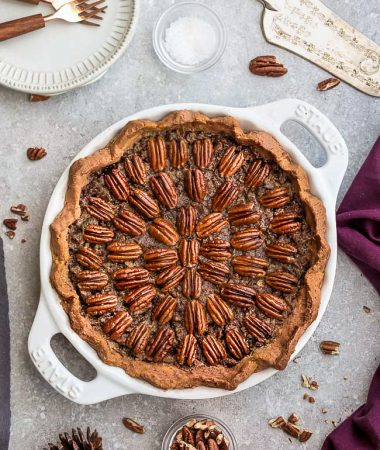 Keto Pecan Pie – Low Carb / Paleo