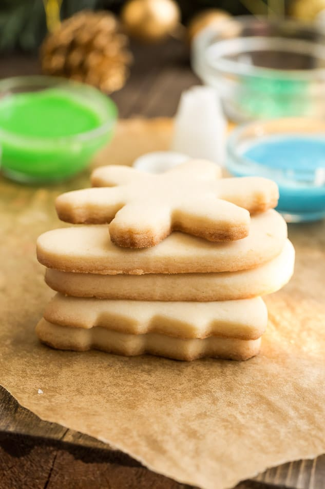 Keto Low Carb Sugar Cookies