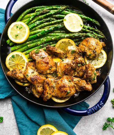Instant Pot Lemon Butter Chicken – Keto / Low Carb