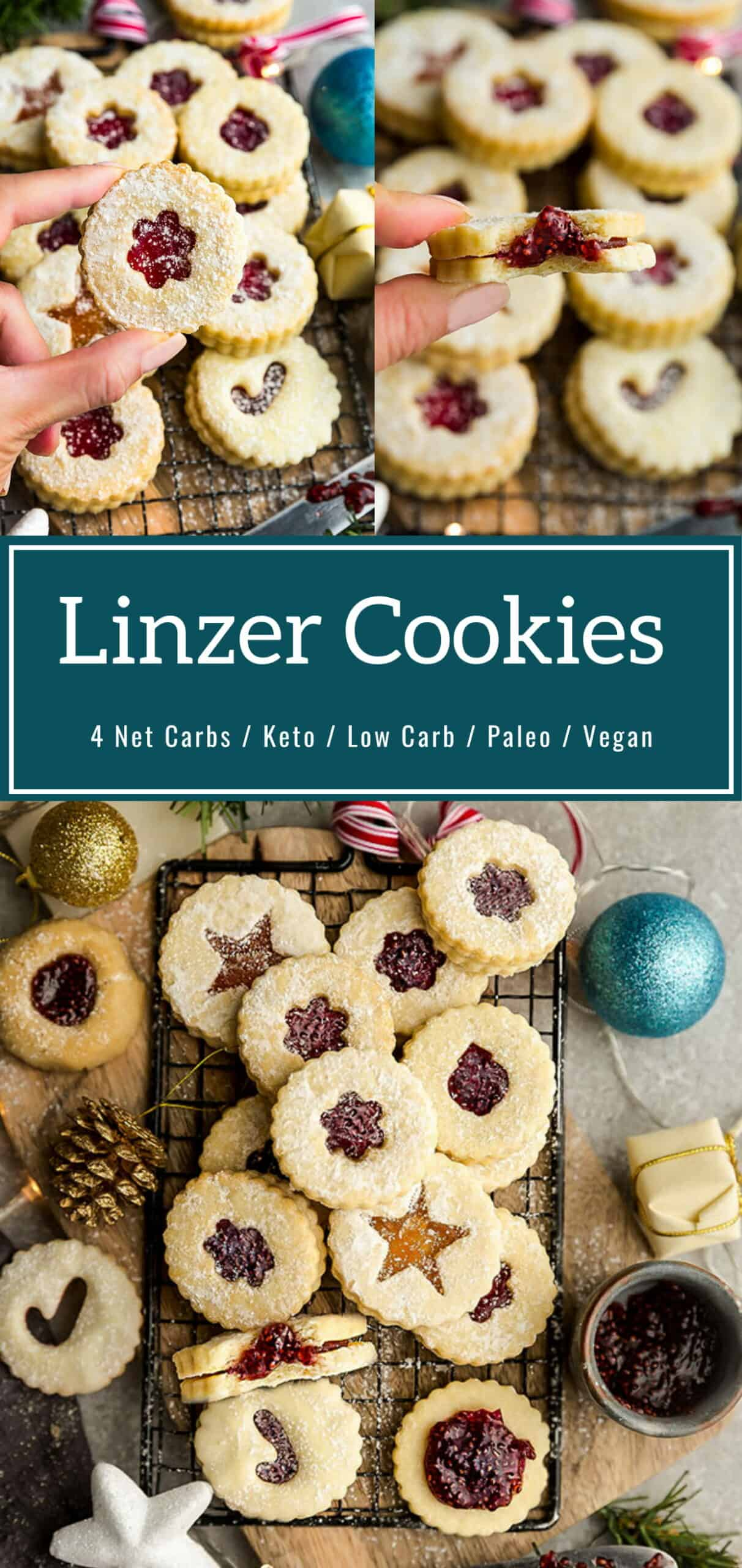 Linzer Cookies Recipe