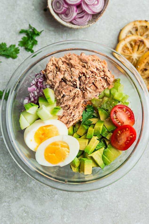 Tuna Salad Keto Low Carb Whole30 Paleo Best Low