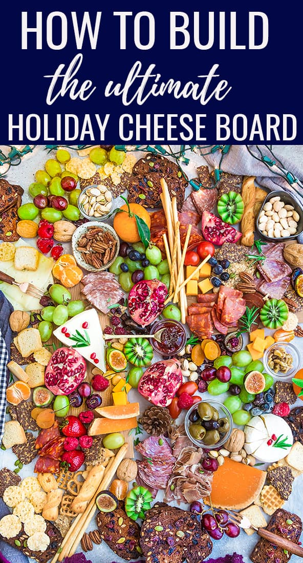 How to Build the Ultimate Holiday Cheese Board recipe