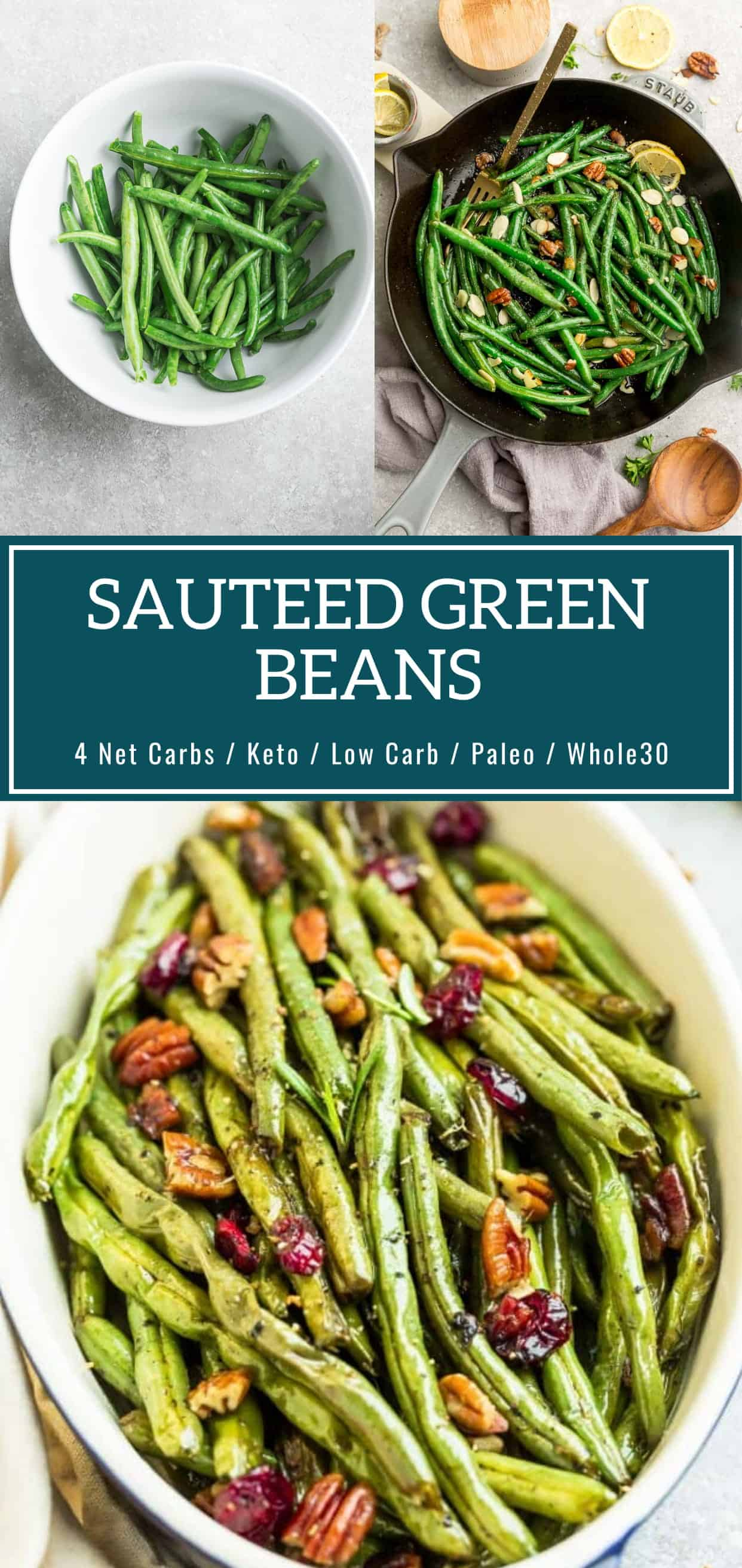 Sauteed Green Beans With Almonds