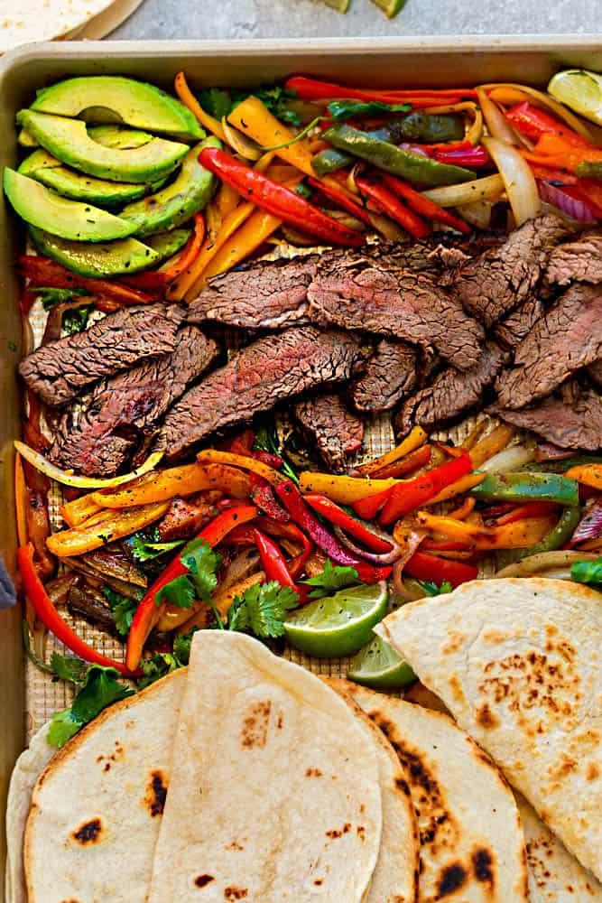 how to make tender steak fajitas