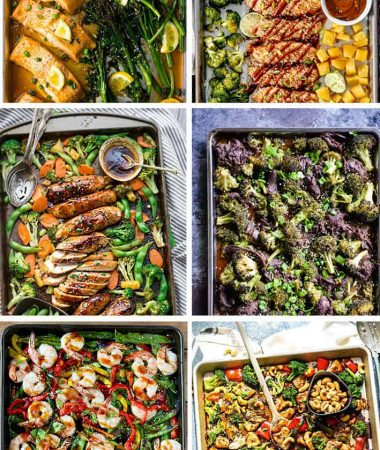 20+ Sheet Pan Stir-Fry Dinners