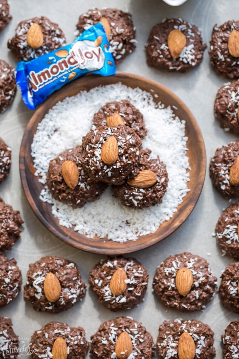 Slow Cooker Almond Joy Candy + Video