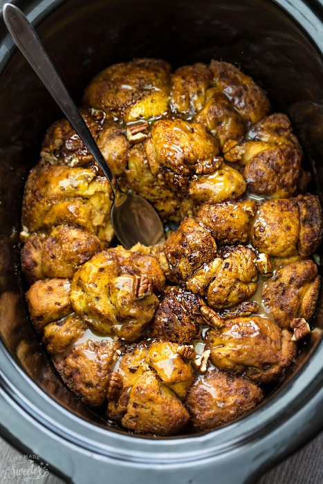 Butterscotch Caramel Monkey Bread + Video