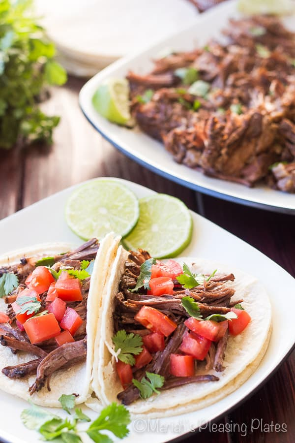 Spicy Braised Barbacoa
