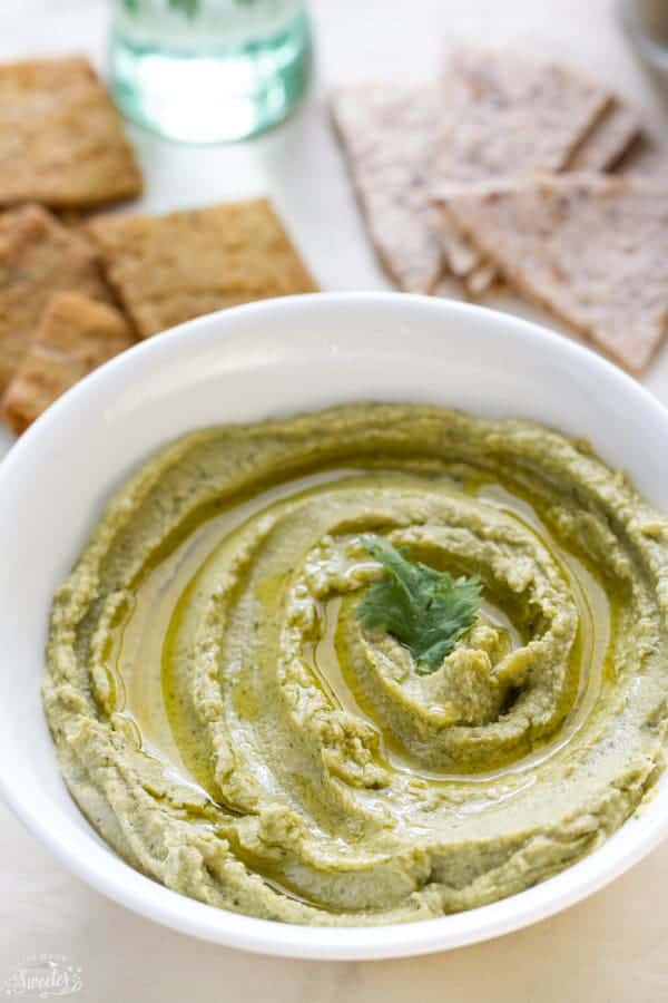 Spinach Arugula Hummus makes the Spinach Arugula Hummus makes the perfect healthy snackhealthy snack