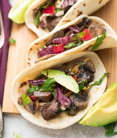 Chili Lime Steak Tacos – Grilled or Skillet