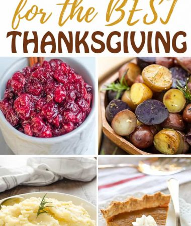 40+ Best Thanksgiving Recipes