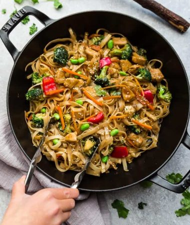 Teriyaki Chicken Noodles – Easy One Pot Stir Fry