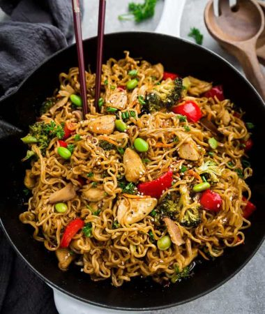 Teriyaki Chicken Ramen