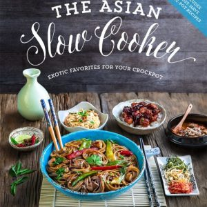 The Asian Slow Cooker cookbook provides great new flavors to try in your slow cooker. These simple and delicious recipes will have your favorite Asian dishes waiting for you right when you get home. With the press of a button, you can make authentic dishes that are healthier and tastier than their restaurant counterparts. You'll experience a wide variety of flavors; choose spicy, vegetarian, noodles or rice. There are even recipes that have 5 ingredients or less. Extra long day? Kelly's fuss-free one-pot and skillet recipes will have dinner on the table in 30 minutes or less―and with only one pan to wash, cleanup will be a breeze. Whether you're in the mood for General Tso's Chicken, Pad Thai Noodles with Chicken, Beef Chow Fun, Panang Curry, Mapo Tofu or Tom Yum Hot and Sour Soup, you can have fast, delicious meals every day of the week the easy way.