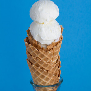 The Creamiest Easiest No Churn Vanilla Ice Cream
