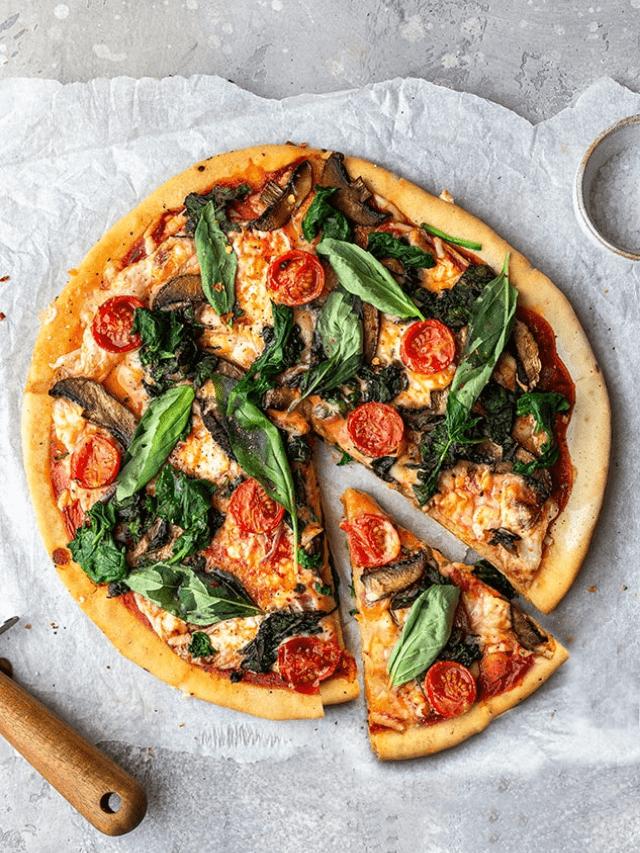 Vegan Pizza- GWS Cover