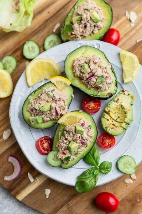 Tuna Salad Keto Low Carb Whole30 Paleo Best Low Carb Recipe