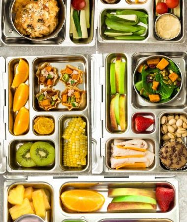 5 Easy Bento Box Lunches for Fall