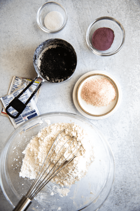 ingredients for homemade playdough without cream of tartar