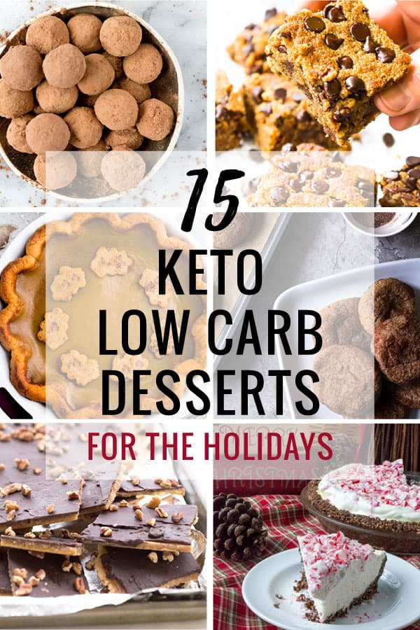 Low Carb Pudding Desserts