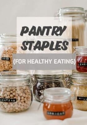 pantry staples featured image